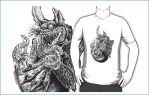 Infected Bunny Shirt by LycanthropeHeart