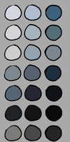 Jeans Palette by theworldisbehindus