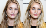 Rosie Huntington-Whiteley retouch by Tarja2