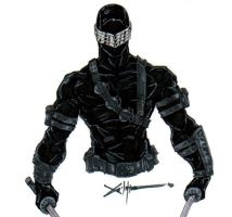 G.I. Joe Snake Eyes by ChrisOzFulton