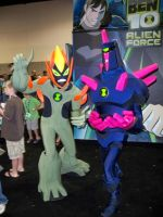 Ben 10 Alien Force by OneRadicalDude