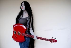 Oh, Marceline by chocobojockey