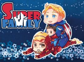 superfamily by anubis0055