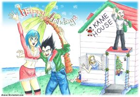 Happy Holidays 2005 by DianaC