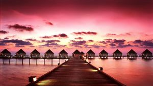 Maldives II by palmbook