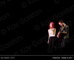 Paramore - Hayley + Josh 1 by Special-K-001