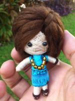 Dayan String Voodoo Doll by H4054M4