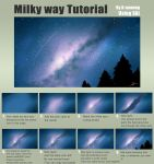 Tutorial : Milky way by R-nowong
