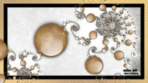 Golden Gift~ A Gift for Anna by miincdesign
