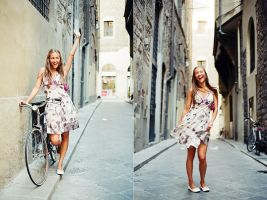 Florence summer by Lucem
