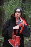 Itachi cosplay by Sikarbi