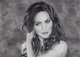 Megan Fox by Mika2882