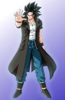 Request: Black Jacket Jack by Sasuderuto