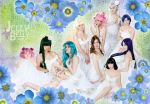 Les Fleurs Bleues by JellyBellyCosplay