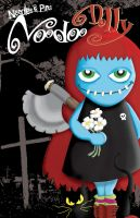 Voodoo Dolly Poster 1 by misfitmalice