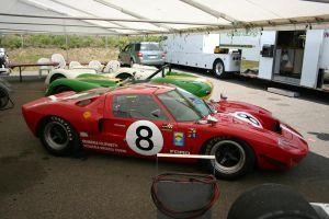 An original Ford GT40 by 914four