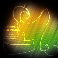 Beyond Her Tomb Album Artwork by Zoofie