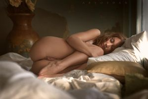Autumn Sleep by artofdan70