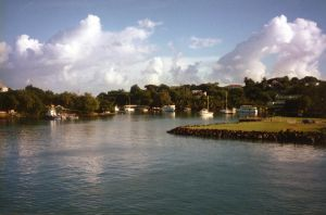 St. Lucia view 2 by Tailgun2009
