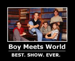 Boy Meets World Motivational by will-o-the-wispy