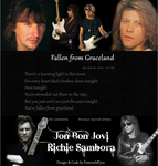 Jon Bon Jovi and Richie Sambora Journal Skin by EsmeraldEyes