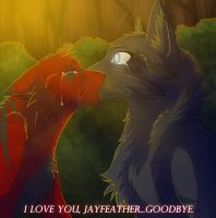Scarlet's Goodbye by RiverSpirit456