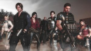 Resident evil  wallpaper by ethaclane
