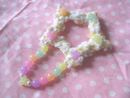 Rainbow Star Two-Way Clip by Cupcake-Kitty-chan