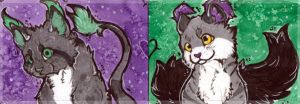 ATC: CATS by Crimson-Asylum