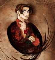 Art trade: Jim Hawkins by Sonala