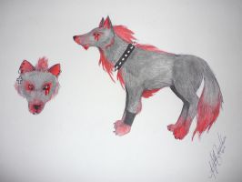 Ember reference sheet by Starleaf-Creations
