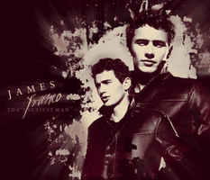 James Franco by AliciaAvenger