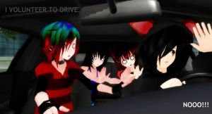 .: 9 :. Drive by Kara-chann