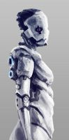 Future worior by Fl3xo