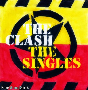 the Clash Cover by FunGhoulGirl