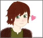 Young Hiccup by fuu-namine
