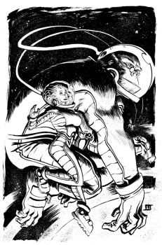 Monkeyman and O'brien Commission by JeffStokely