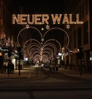 Neuer Wall - Christmas time by Horst3004