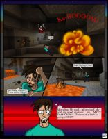 Minecraft: The Awakening Pg27 by TomBoy-Comics