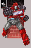 3/34 Ironhide by FranciscoETCHART