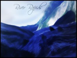 River Rapids by Snayke180