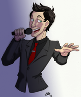 Singing Jeff by EndForEternity