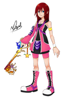 [Request] Master Kairi by WingBlade48