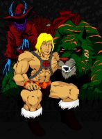 He-Man 2 by NathanKroll
