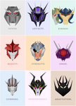 Decepticons + Values by CrystallizedTwilight