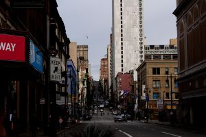 Streets of SF by MaximePerrin