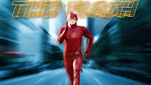 The Flash TV wp by SWFan1977