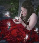 Scarlet Fairytale - Red Contest Entry by ZellyKat