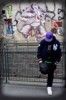 Rappers in Paris by dottorgec