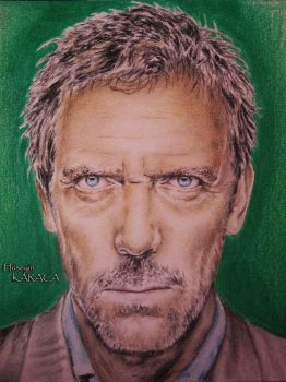 Dr. House by HuseyinKaraca